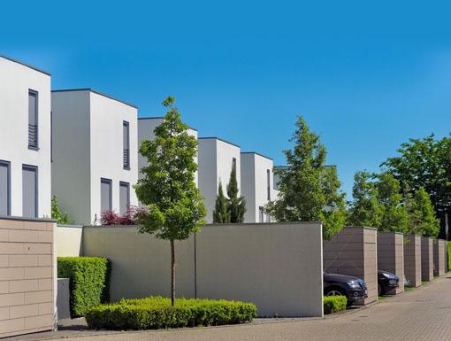 Nahversorgung und Wohnen  Erftstadt-Friesheim